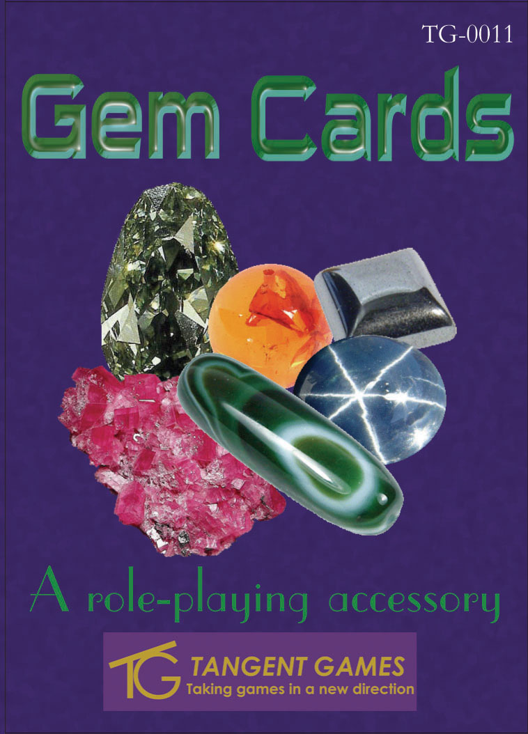Gem Cards Cover