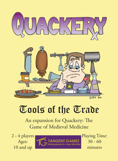 Quackery: Tools of the Trade