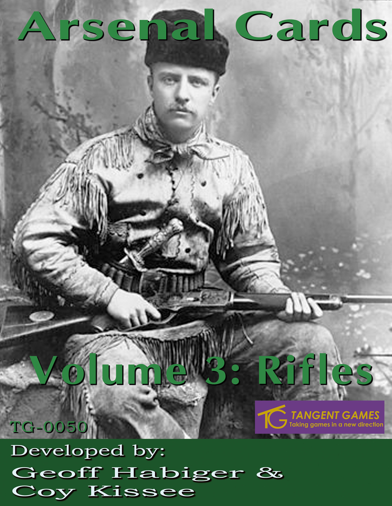 Arsenal Cards: Vol 3: Rifles