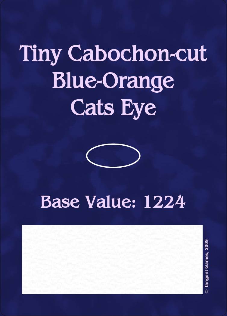 Cats Eye Front