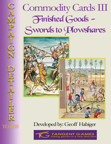 Commodity Cards III: Finished Goods - Swords to Plowshares