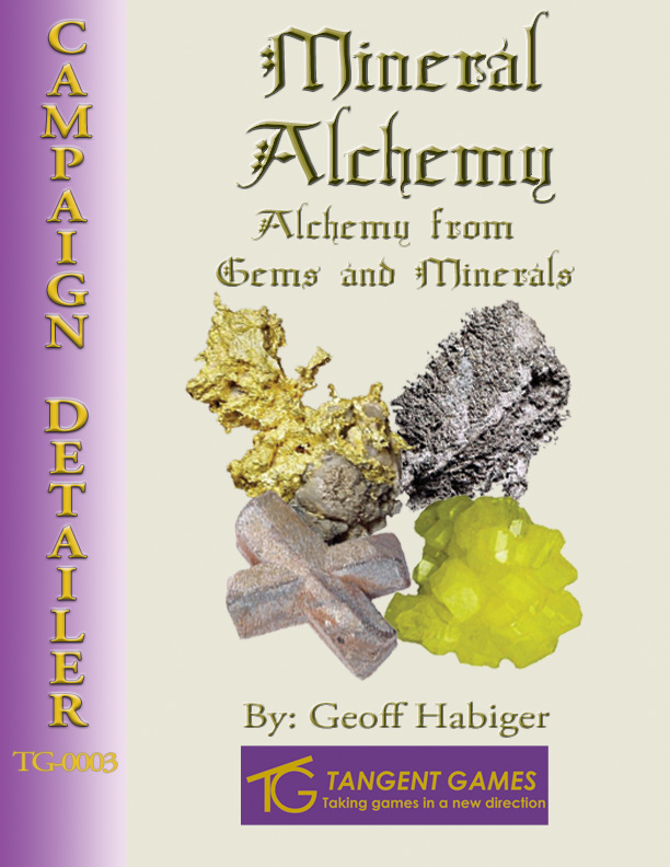 Mineral Alchemy