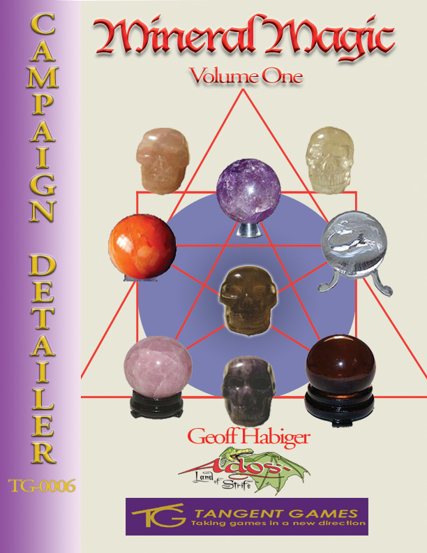 Mineral Magic: Volume One