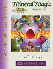 Mineral Magic: Volume Two