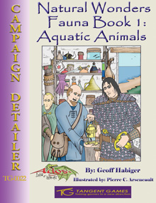Natural Wonders: Fauna Book 1 - Aquatic Animals