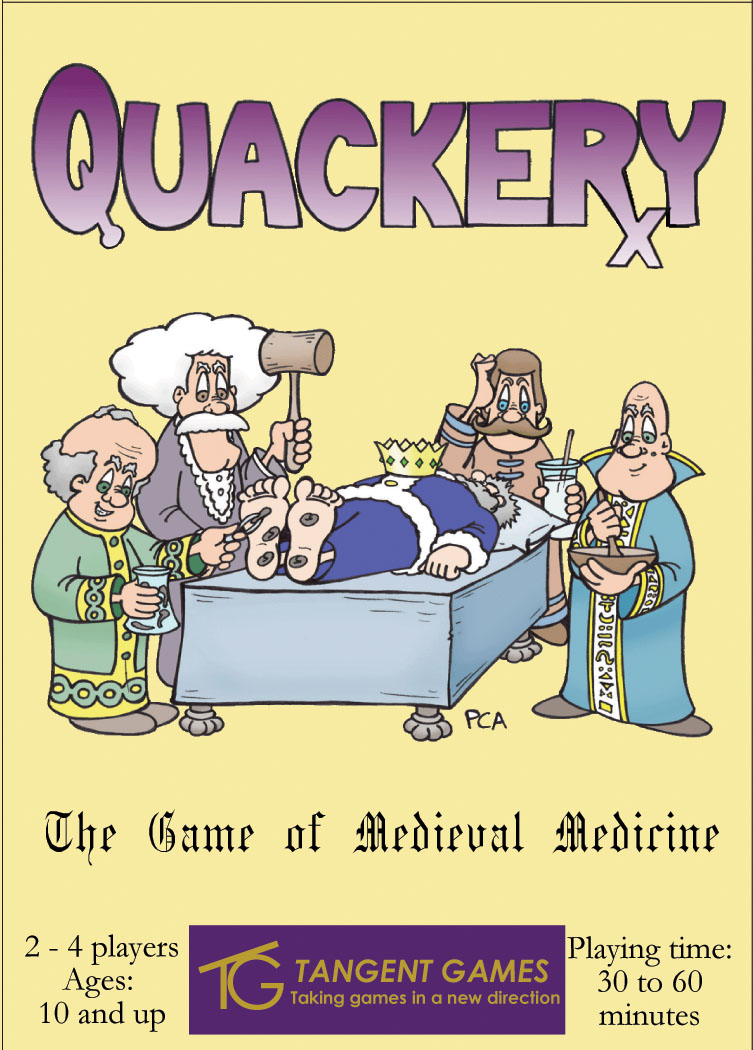 Quackery Cover